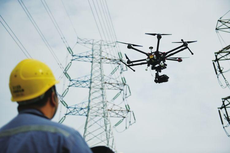 5G电网解决方案,智能巡视机器人