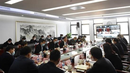 工业和信息化部组织召开全国5G服务工作电视电话会议